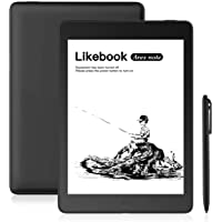 """Likebook Ares-Note E-Reader, 7.8"""" Eink Carta Screen, Dual Touch, Hand Writing, Built-in Cold/Warm Light, Built-in…"""