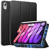 ZtotopCases Hoesje voor nieuwe iPad mini 6 2021, ultra slanke slimme beschermhoes/ sterke magnetisch/ondersteuning 2e generat