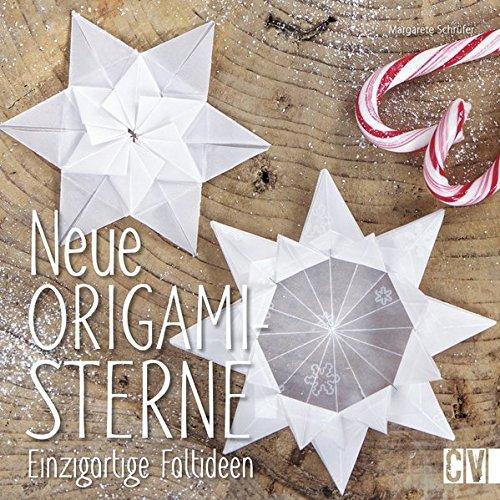 Neue Origamisterne - einzigartige Faltideen