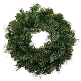Decoración navideña WeRChristmas, pino victoriano, 51cm