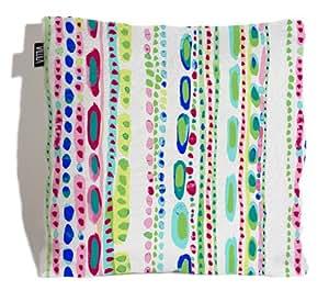 Vallila Interior Timi Housse de coussin 83% coton 17% polyester Multicolore 43 x 43cm