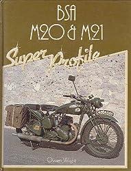 BSA M20 & M21 Super Profile