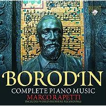 Borodine : Intégrale de la musique pour piano