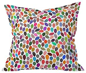 Buy Deny Designs 58032 Othrp16 Garima Dhawan Rain 13 Indoor Throw Pillow 16 X 16 Online At Low Prices In India Amazon In