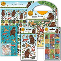 Paper Projects 01.70.24.041 The Gruffalo Super Sticker Pack