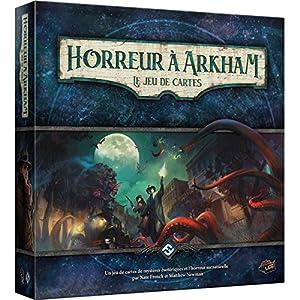 Asmodee-Terror de Arkham: El Juego de Tarjetas, ffjcha01, no precisa