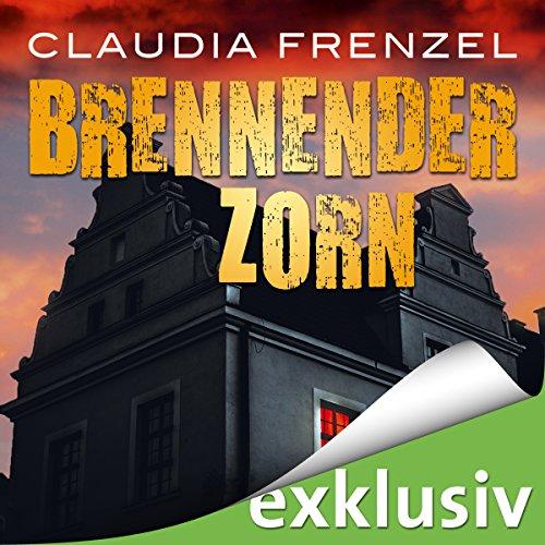 Buchseite und Rezensionen zu 'Brennender Zorn' von Claudia Frenzel