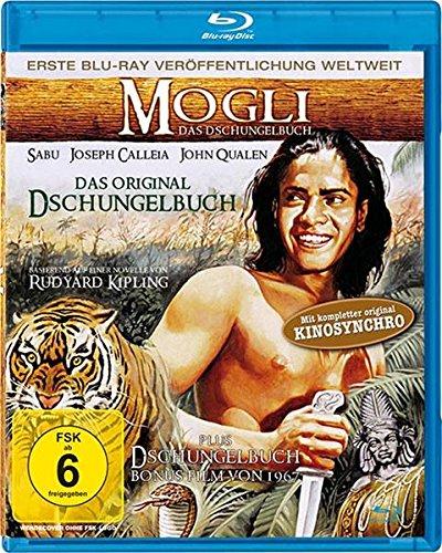 Mogli - Das Dschungelbuch [Blu-Ray] [Edizione: Germania]