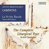 Bach: Integral De Cantatas Liturgicas -19 Cd