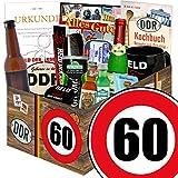 Männer Paket | Geburtstag 60 | Geschenk Box Opa | Männer Box