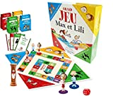Grand jeux Max et Lili