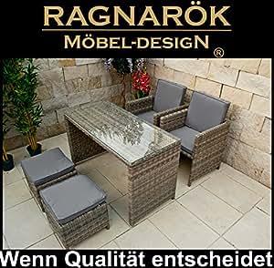 polyrattan gartenm bel deutsche marke eignene produktion 8 jahre garantie auf. Black Bedroom Furniture Sets. Home Design Ideas