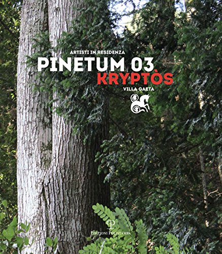 Design Pinetum 03. Kryptos. Scultura eros, eros natura