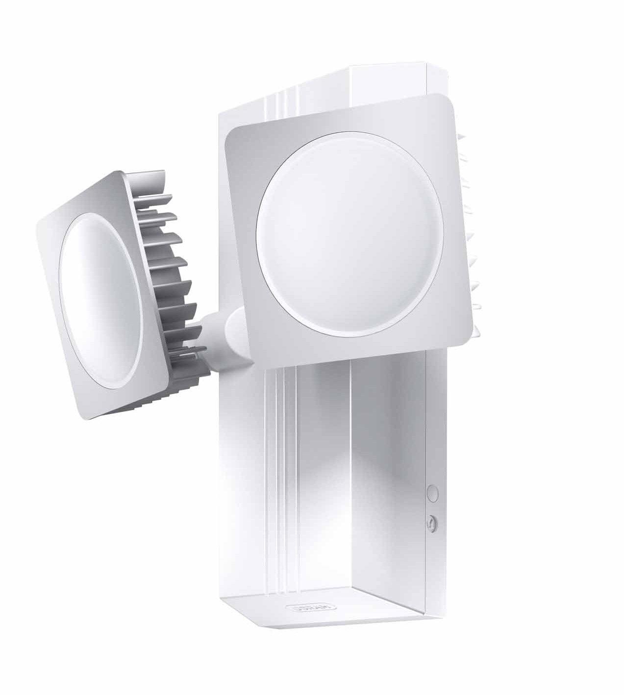 Cool Osram LED-Wandleuchte, Noxlite, Außenleuchte, Bewegungsmelder  SC07