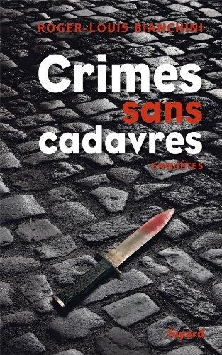 Crimes sans cadavres