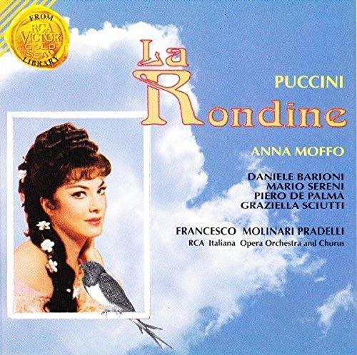 Puccini;La Rondine