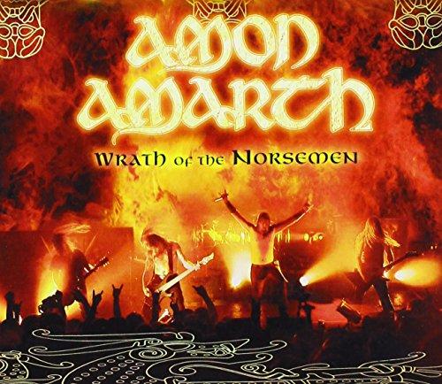 Preisvergleich Produktbild AMON AMARTH - WRATH OF THE NORSEMEN (3DVD) (1 DVD)