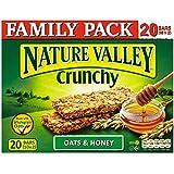 Nature Vallée Barres Granola Croquant - Avoine Et Miel (10X42G)
