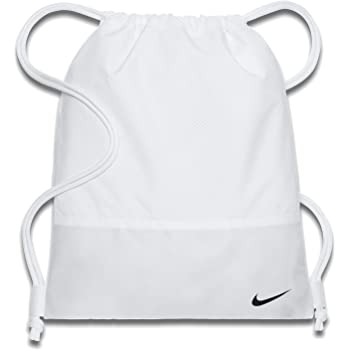 cd74afc4a98c4 Nike Nk Move Free Gymsack - light silver light silver blac -  Beutel-Kleintaschen-Unisex