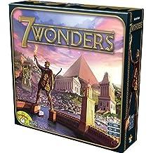 Asmodee 7 Wonders - Juego de mesa (en inglés)