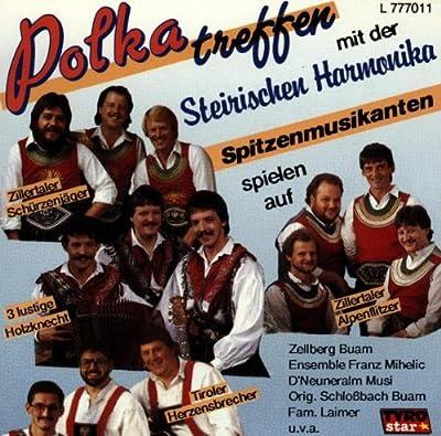 Polkatreffen mit der Steirischen Harmonika