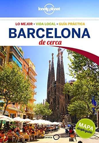 Lonely Planet Barcelona de Cerca (Lonely Planet Barcelona (Spanish)) por Lonely Planet, Regis St Louis