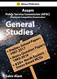 #2: APSC CCE General Studies 1997-2017 Solved Papers with 920+ NES based MCQs