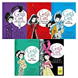 Chris Riddell Goth Girl Collection 5 Books Set (Goth Girl and The Ghost of A Mouse, The Fete Worse Than Death, The Wuthering Fright, The Sinister Symphony, The Pirate Queen)