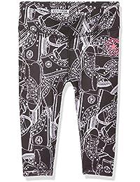 Converse Girl's Printed Capri Leggings