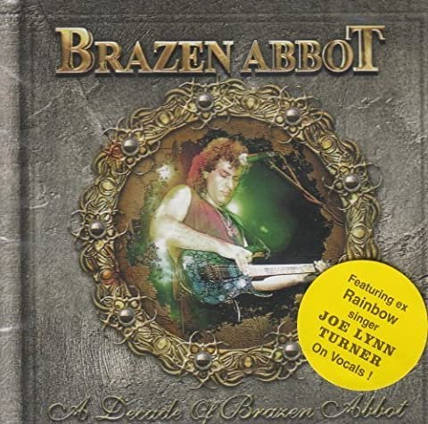 Decade of Brazen Abbot by Brazen Abbot (2005-02-08)