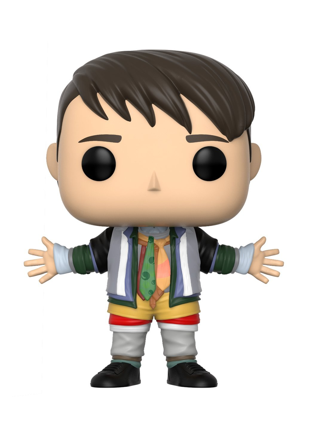 Funko Pop Joey Tribbiani con ropa Chandler 80s (Friends 701) Funko Pop Friends