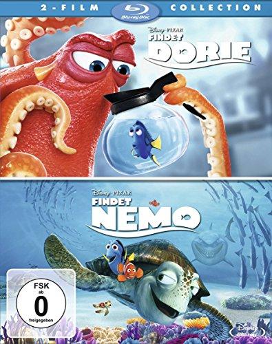 Findet Dorie / Findet Nemo [Blu-ray] (Nemo Ausschnitt)