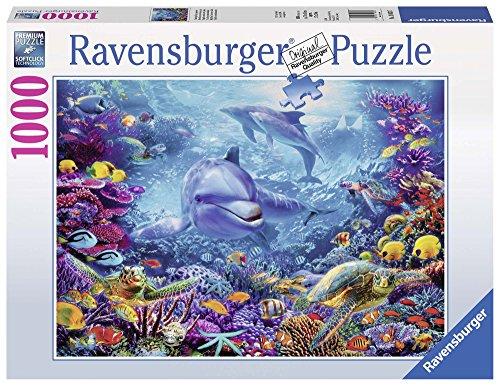 Ravensburger Ravensburger-19833 7 Puzzle 1000 Piezas, Multicolor (1)