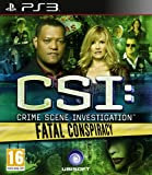 Cheapest CSI: Fatal Conspiracy on PlayStation 3