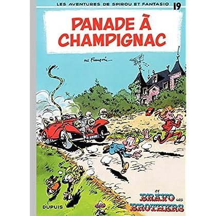 Spirou et Fantasio - Tome 19 - PANADE A CHAMPIGNAC