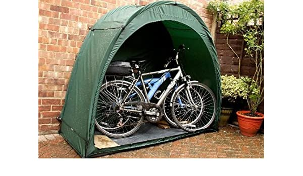 BRAND NEW TIDYTENT GARDEN OUTDOORS STORAGE TIDY TENT BIKE CAVE INNOVATIONS Amazon.co.uk Garden u0026 Outdoors  sc 1 st  Amazon UK & BRAND NEW TIDYTENT GARDEN OUTDOORS STORAGE TIDY TENT BIKE CAVE ...