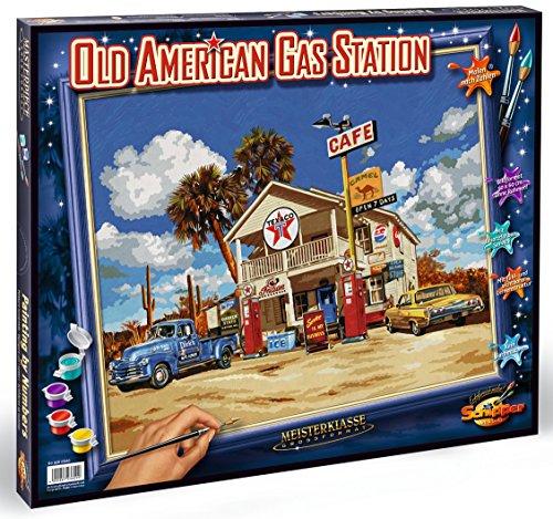 schipper-609360600-malen-nach-zahlen-old-american-gas-station-50x60-cm