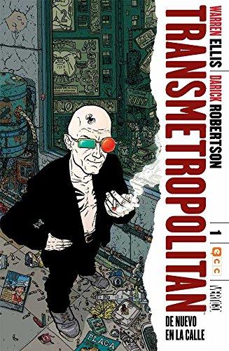 Transmetropolitan 1 (segunda edición) por Darick Robertson Warren Ellis