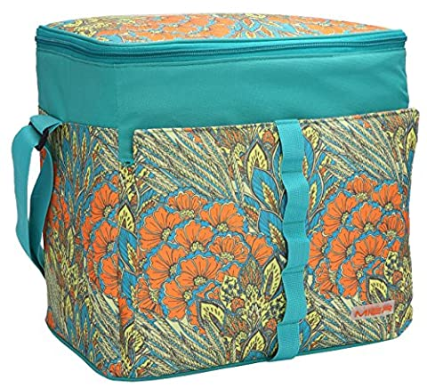 MIER Large Cool Bag for Lunch,Picnic,Shopping,Camping,Beach, 30L