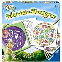 Ravensburger - 29973 - Loisir Créatif - Dessins - Mandala Designer - Fairies