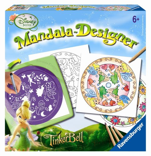 Ravensburger 29973 - Mandala-Designer Disney Fairies