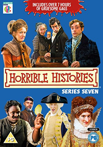 Horrible Histories - Series 7 [3 DVDs] [UK Import]