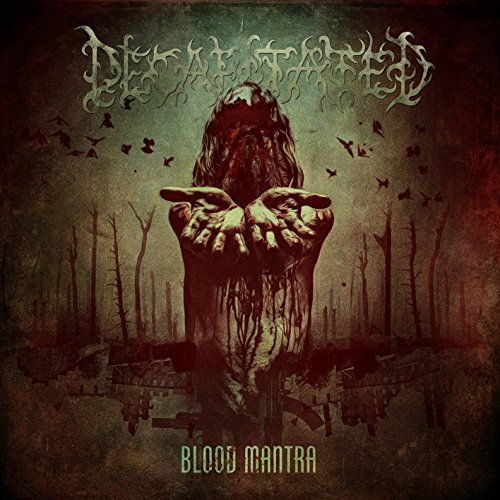Blood Mantra (Decapitated-cd)