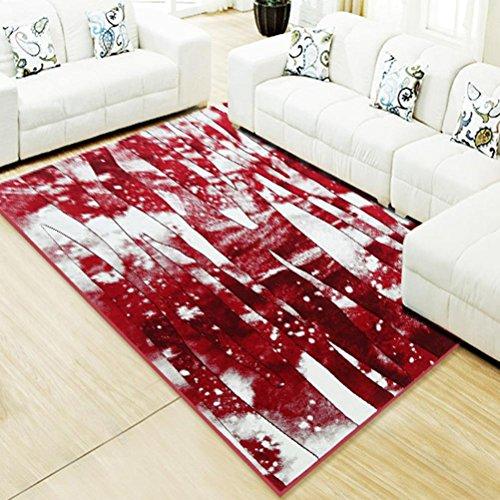 einfaches-wohnzimmer-teppich-teppich-teppich-matte-schlafzimmer-nachttisch-red-80120cmred80120cm