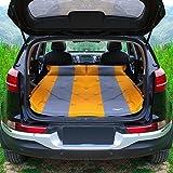 ZHAS Auto aufblasbare Matratze Business Auto Kiste Luftpolster Travel Bed Sheet Doppel Auto schlafen Pad Autositz Bett Outdoor Camping Auto Bett Qualität