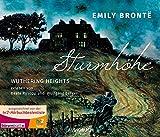 Sturmhöhe - Wuthering Heights (Ungekürzte Lesung auf 12 Audio-CDs mit 890 Min.in Klappbox) - Emily Brontë (Autorin)