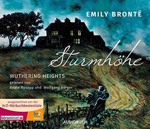 Sturmhöhe - Wuthering Heights (Ungekürzte Lesung auf 12 Audio-CDs mit 890 Min.in Klappbox)