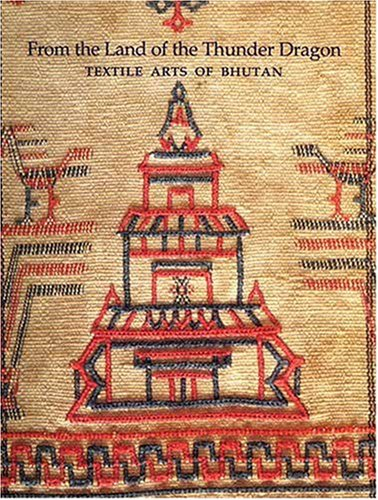 Office Michael Kostüm - From The Land Of The Thunder Dragon: Textile Arts Of Bhutan
