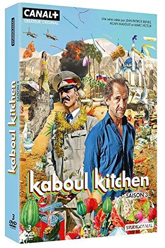 Coffret kaboul kitchen, saison 3 [FR - Kaboul Kitchen