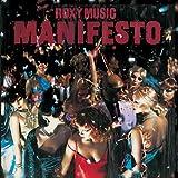 Roxy Music: Manifesto  (Remastered) (Audio CD)